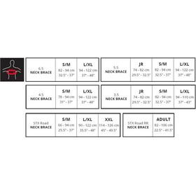 Leatt DBX 3.5 Neck Protector Fuel/Black
